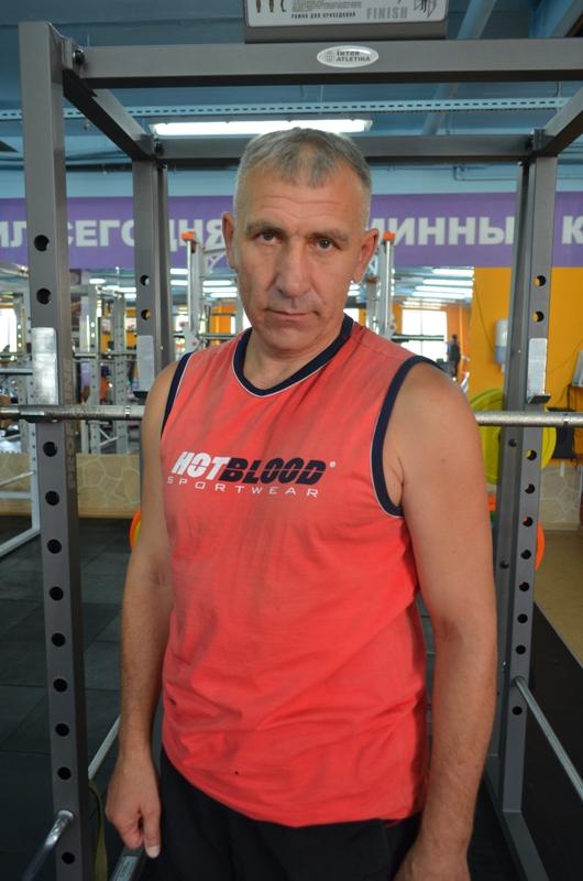 Тренер по боксу-Олег Ермаков